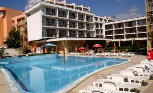 Cazare Hotel Mercury 4*, Sunny Beach, preţuri camere, localizare hartă | Agenţia de turism EnjoyTravel Chişinău, Oferte de vacanță, Bilete de avion