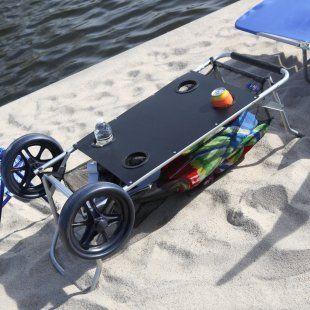 Copa Cargo Table Beach Cart - Beach Accessories at Beach Chairs