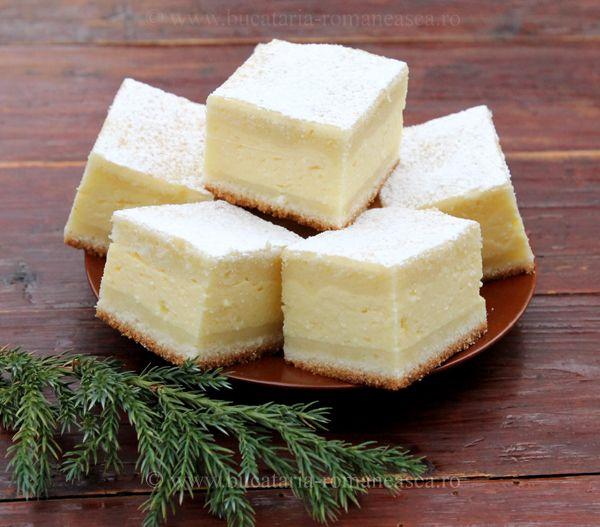 Prajitura cu branza dulce | Stiri de Elita pentru toti romanii