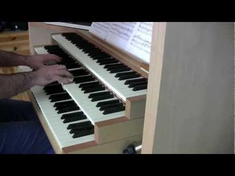 Charpentier - Te Deum Prelude - organ