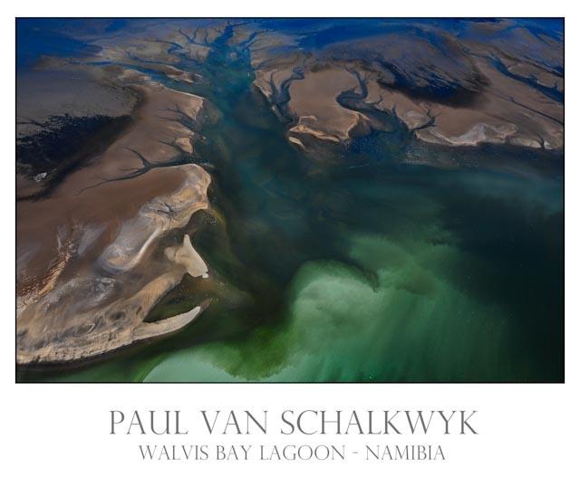 Walvis Bay Lagoon - Namibia