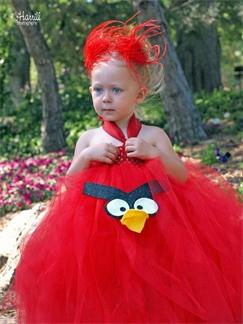 Isabella's Halloween Costume
