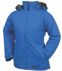 Misty Mountain Womens Insulated Jacket - Rafael