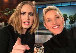"""Adele fala sobre problemas técnicos no Grammy: """"Eu chorei o dia todo"""" #Adele, #Cantora, #EllenDegeneres, #Loira, #M, #Noticias, #Popzone, #Show, #Videos http://popzone.tv/2016/02/adele-fala-sobre-problemas-tecnicos-no-grammy-eu-chorei-o-dia-todo.html"""