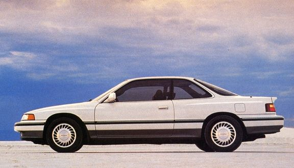 1990 Acura Legend. My second car. I loved it and had it for 17 years!