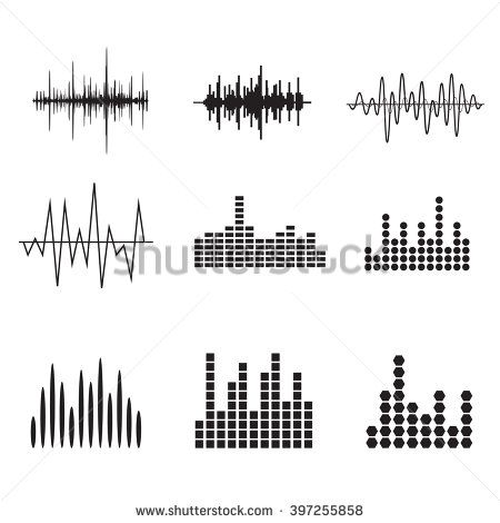 how to get a sound wave