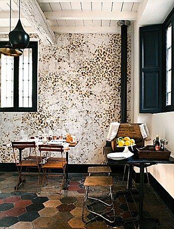 CHUI / Designer Christian Benini / Carta da parati Wall&Decò #wallpaper #art