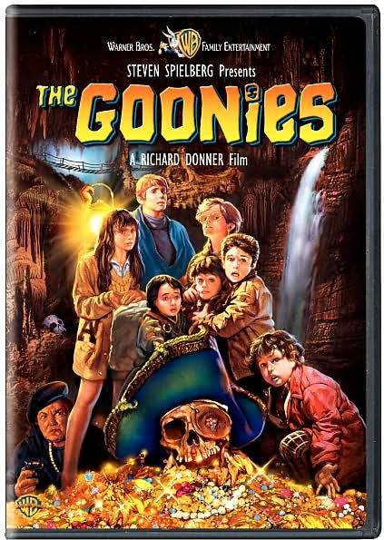 The Goonies vu à la Télé