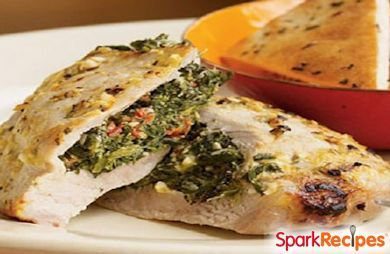 Easy, delicious and healthy Pork Chops Stuffed with Feta and Spinach recipe from SparkRecipes. See our top-rated recipes for Pork Chops Stuffed with Feta and Spinach.