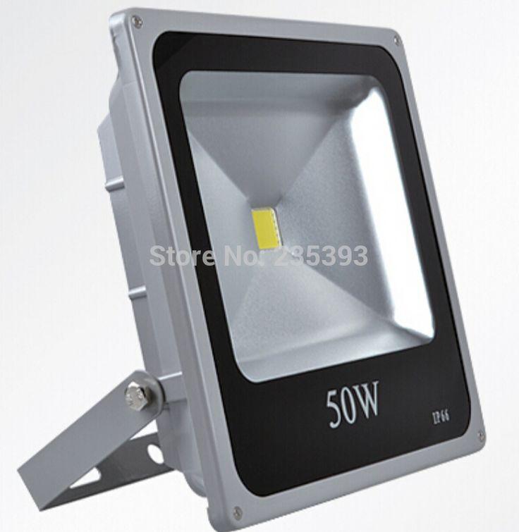 Из светодиодов прожектор 10 Вт, 20 Вт 30 Вт 50 Вт IP65 водонепроницаемый COB из светодиодов лампа с отражателем AC85-266V ландшафтное освещение из светодиодов прожектор
