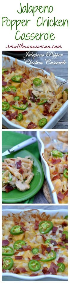 Life just tastes great with jalapenos in it.  Now add cheese, chicken and bacon and my goodness life just got so much sweeter!