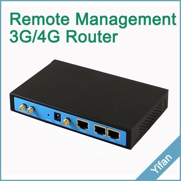 ==> [Free Shipping] Buy Best YF330-L 2 Lan 1 serial port M2M industrial VPN 4g LTE wifi router for Vehicle Kiosk Online with LOWEST Price | 32653224048