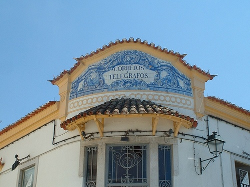 Post Office, Portalegre, Alentejo - PORTUGAL