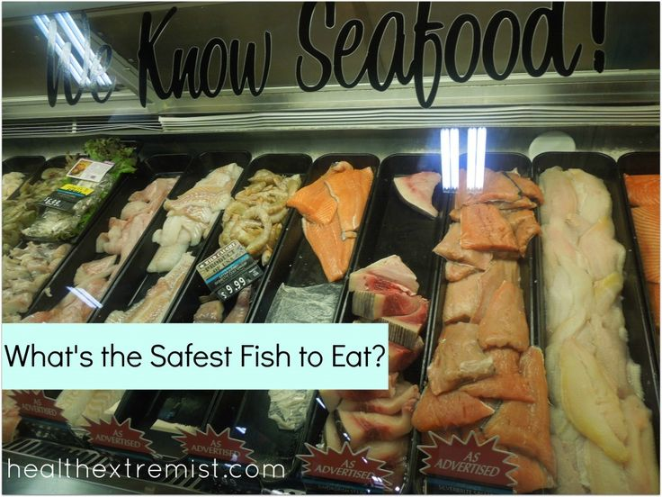 150 best images about health food lifestyle choices on for Cleanest fish to eat