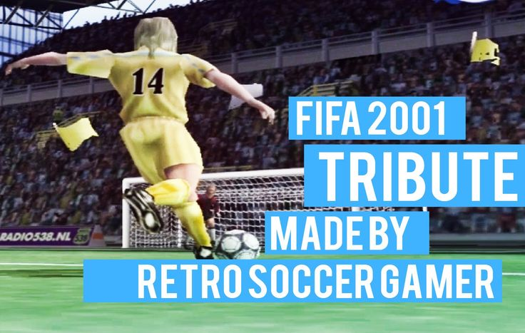 AN ULTIMATE FIFA 2001 TRIBUTE! BEST MOMENTS, BEST GOALS, WHY ARE YOU STILL READING THIS? JUST WATCH!!! BANG!!!