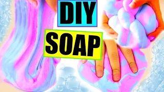 DIY Flubber Soap! Make Squishy Soap! - YouTube