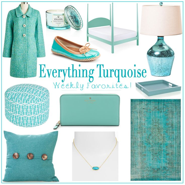 Everything Turquoise