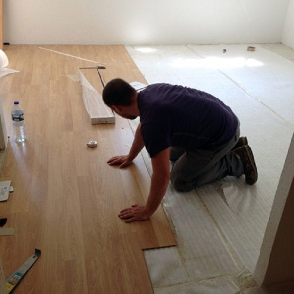 Más de 1000 ideas sobre como colocar piso flotante en pinterest ...
