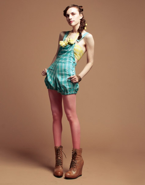 My favorite outfit from Anastasia's S/S 2012 collection: Favorite Outfits