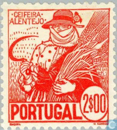 Stamps - Portugal [PRT] - Costumes 1941