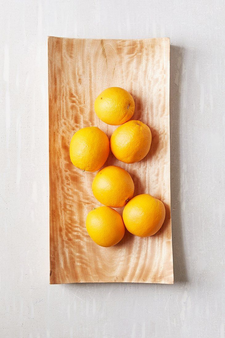Be Home Mango Wood Platter - Urban Outfitters. Simple yet stylish