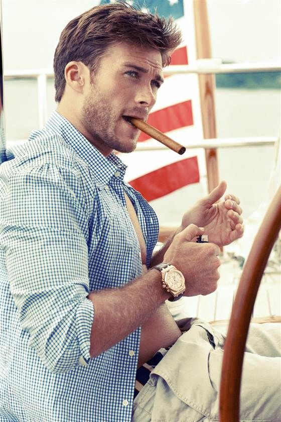 Scott Eastwood - who knew Clint Eastwood's son was so awesome!