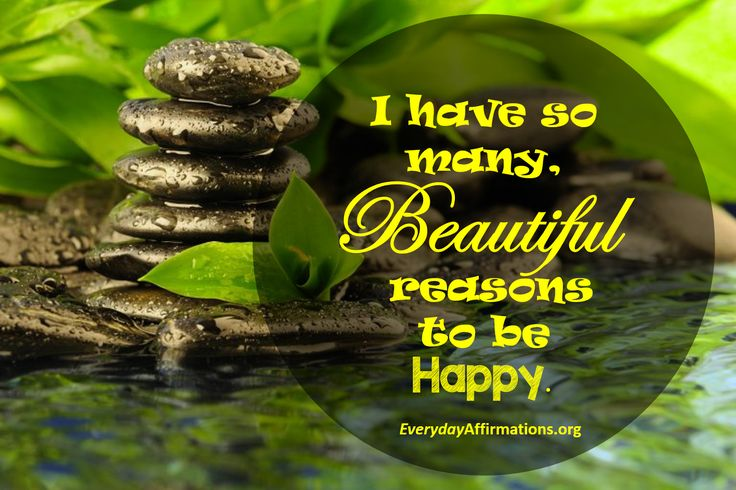 Daily Affirmations 20 December 2016