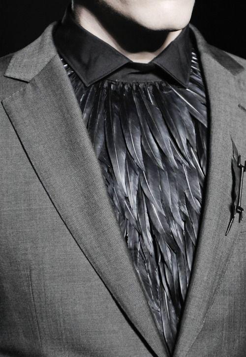 #costume #feather #fashion