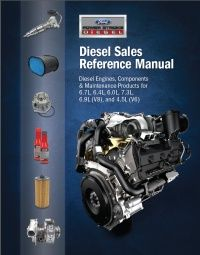 2009 Diesel Sales Reference Manual