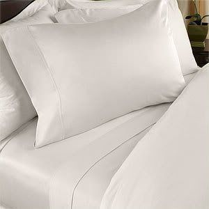 """Luxurious IVORY Solid / Plain, CALIFORNIA KING Size. EIGHT (8) Piece GOOSE DOWN Comforter BED IN A BAG Set. 1500 Thread Count Ultra Soft Single-Ply 100% Egyptian Cotton. INCLUDES 4pc BED SHEET Set, 3pc DUVET SET & GOOSE DOWN Comforter by Egyptian Cotton Factory Outlet Store. $299.95. 100% Luxury 1500TC long-staple Egyptian Giza Cotton 4pc Sheet Set and 3pc Duvet Set. Luxurious GOOSE DOWN Comforter, Allergy Free, 650FP, 35oz All Year Down. 1 Flat Sheet (108"""" x..."""
