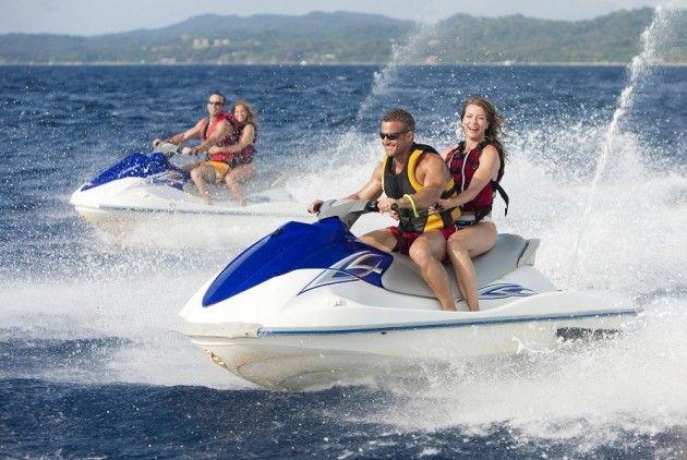 Escapade en motomarine - Tourisme Mauricie   Tourisme Mauricie