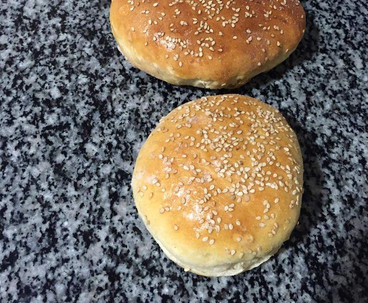 Receta Pan de hambueguesa casero por anacakepop - Receta de la categoria Masas y repostería Receta Pan de hambueguesa casero por anacakepop - Receta de la categoria Masas y repostería