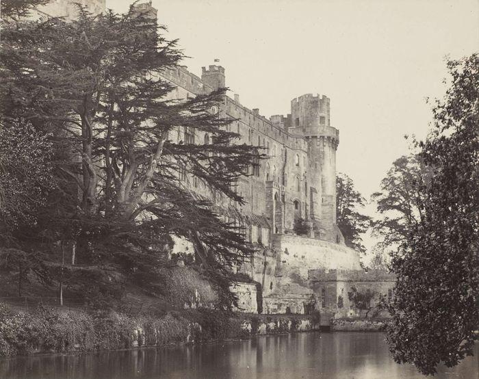 Le château de Warwick, v. 1865 | Photographe : Francis Bedford