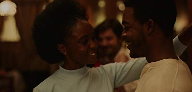 Stephan James And Kiki Layne In If Beale Street Could Talk 2018 Beale Street Beautiful Film Movie Shots