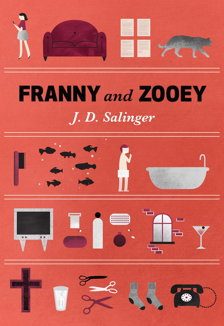 a childhood of franny and zooey The winsome, uncanny girls of salinger's fiction have real-life counterparts  in  1961, salinger published franny and zooey, a literary event considered so.