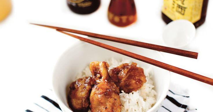 Découvrez cette recette de Poulet croustillant du général Tao pour 4 personnes, vous adorerez!