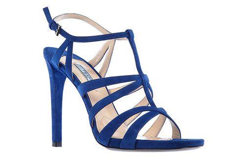 Prada sandals camoscio women shoes - LuxuryProductsOnline
