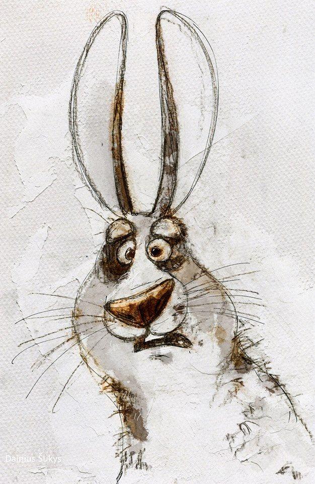 Rabbit by Dainius Šukys