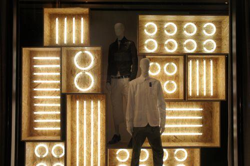 Paris windows, April 2014 - Retail Focus - Retail Interior Design and Visual Merchandising