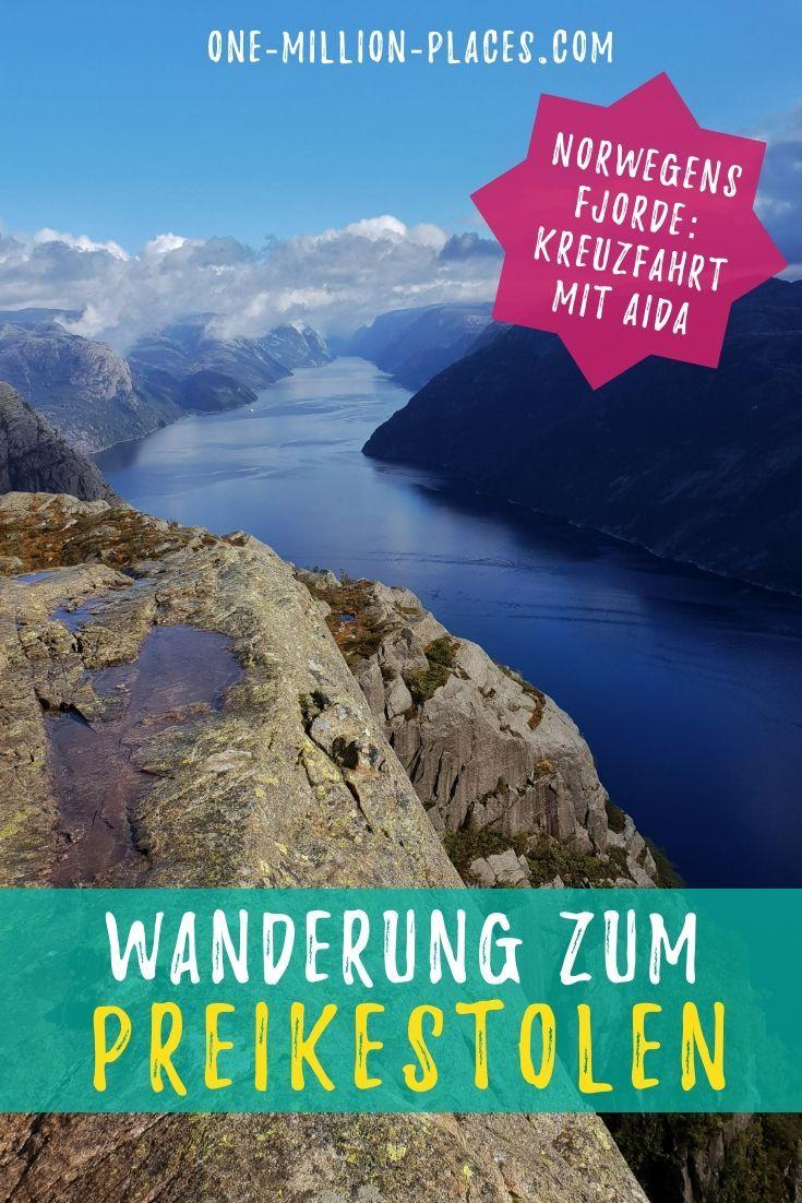 Stavanger & Wanderung zum Preikestolen (Norwegen) – One Million Places – Travel Blog