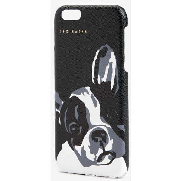 French bulldog iPhone 6 case (3245 RSD) ❤ liked on Polyvore featuring accessories, tech accessories and ted baker