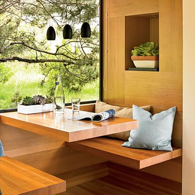 Best 78 Best Breakfast Nooks Images On Pinterest Dining Room 400 x 300