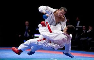 World Karate Federation Kumite