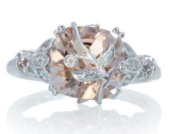 Ooo this is pretty, not so sure about the diamond color #different