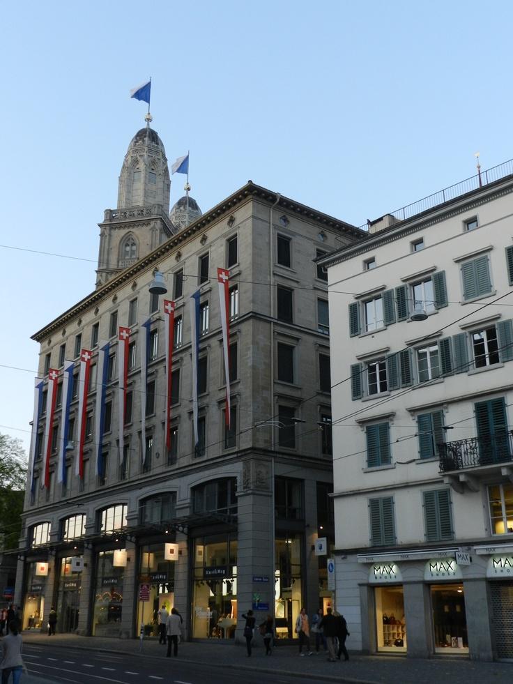 Zurich, Foto by Gabriella Laura