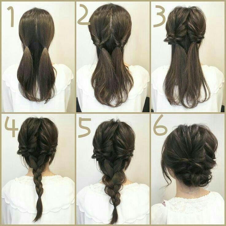 Pin By Justin Howard Davidson On Dream Wedding Medium Hair Styles Long Hair Styles Hair Styles