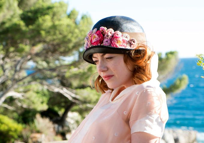 Review: Woody Allen's 'Magic In The Moonlight'  , Emma Stone