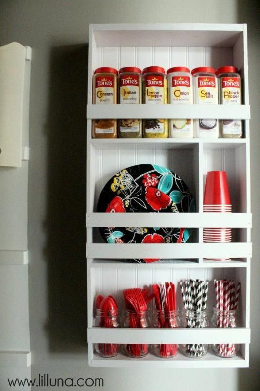 Pantry Organizer Tutorial