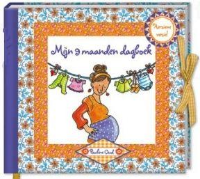 Mijn 9 Maanden Dagboek van Pauline Oud is nu te verkrijgen in een geheel nieuwe druk! Elke week kan je door middel van leuke vragen je verhaal opschrijven en staan er practische dingen in over je kindje en niet te vergeten... leuke weetjes!