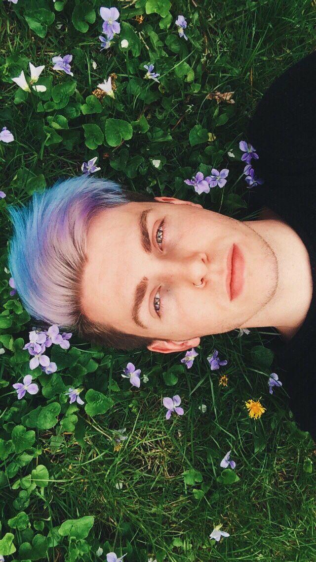 Blue Hair Boys